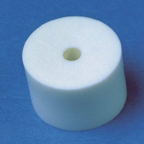 Thomafluid Distanzhülse aus PA (I-Ø: 3,2 mm), D: 5 mm, L: 3 mm, 50 Stück