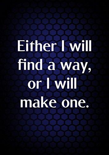 2sia i will Find A way, o Farò un