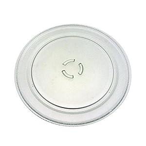 Glasplatte Durchmesser. 36cm–Backofen Mikrowelle–Bauknecht, KitchenAid, Whirlpool, Ignis