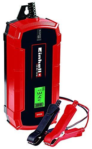 Caricabatterie 12V mantenitore di carica batterie auto gel max 200Ah Einh