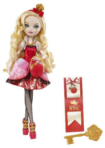 Preisvergleich Produktbild Mattel Ever After High BFX26 - Apple White, Puppe