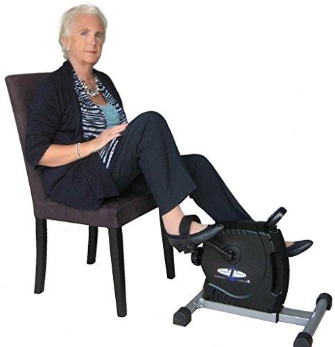 """Magnetisch MagneTrainer """"Oberste seiner Klasse"""" Heimtrainer reich an Funktionen. Integriert glatte, ohne Erschütterung magnetischer Widerstand, und ist die Wahl der Therapeuten & Fitness-Profis. Für Rehabilitation, Mobilität oder Herz-Kreislauf Übung. Sehr Tragbar."""
