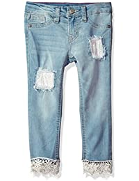 LEE Little Girls' Fashion Skinny Crop Jean