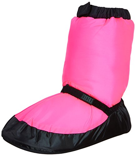Bloch Warm Up Bootie, Unisex-Erwachsene Stiefel, Pink (Pink Fluro), 38-39.5 EU (5-6.5 UK) (M) (Warm-up-boots)