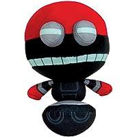 "Sonic el Erizo T22515AORBOT - Muñeco de peluche ""Sonic Boom Orbot Head"", 15 cm"