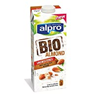 Alpro Drink Bio Almond Unsweetened - 1 liter