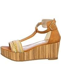 BULLBOXER 144002F2S_ORCGANA - Sandalias de vestir para mujer