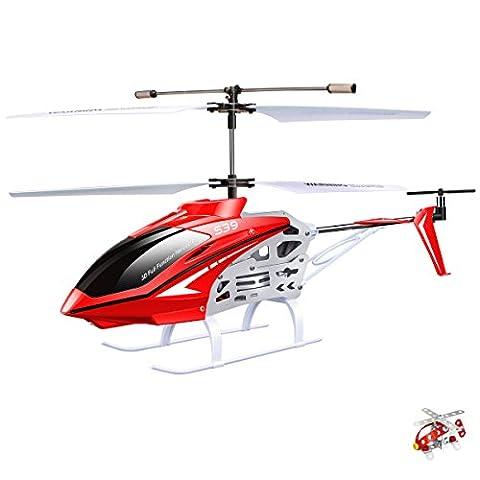 OriginalSyma S39 RC Hubschrauber HeliKopter Drohne Flugzeug Kindspielzeug Rot