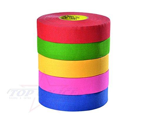 North American Tape Neon Color 24mm/27m, Farbe:neon grün