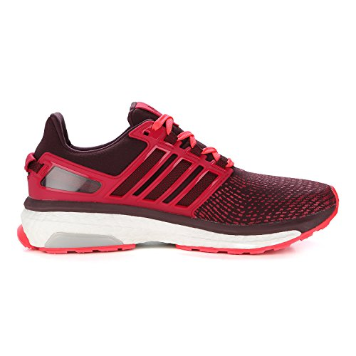 adidas Damen Energy Boost ATR Laufschuhe, Rot (Dark Burgundy/Maroon/Shock Red), 38 EU