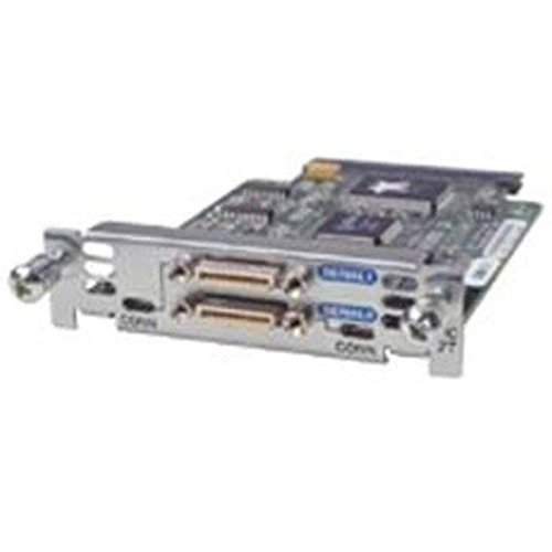 Karte Router Cisco HWIC-2T 2 Ports Series WAN 2600 2691 3600 3700 3800 (2600 Cisco)