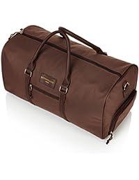 Große Qualität Fitness Tasche Dufflebag Sporttasche Weekend Reisetasche Weekender Carry-on mit separaten Schuhfach für Männer und Frauen.