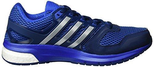 adidas Herren Questar M Laufschuhe Blau (Mysblu/silvmt/blue)