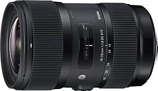 Sigma 18-35mm F1,8 DC HSM Art Objektiv (72mm Filtergewinde) für Canon Objektivbajonett (B00DBL0NLQ) | Amazon Products
