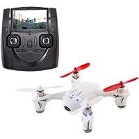 Hubsan H107D - Ferngesteuerte Modelle und Zubehör, 4 Kanal Quadrocopter mit 5,8G FPV Video Live-Übertragung