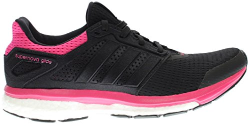 0fccab9ce272 Adidas af6557 Supernova Glide 8 Womens Running Shoe Black ...