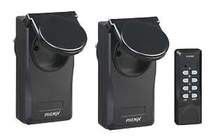 Phenix YCX-2000 2 Prises radio contrôlées extérieures