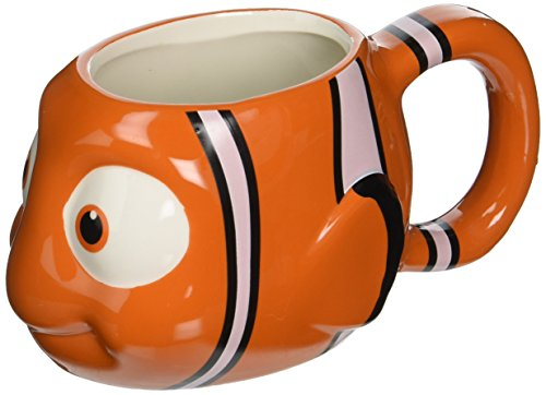 Finding Nemo Ceramic Molded Mug by Zak Designs