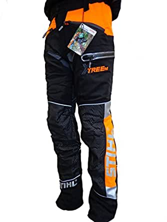 stihl pantalon avec protection anti coupure advance x de. Black Bedroom Furniture Sets. Home Design Ideas
