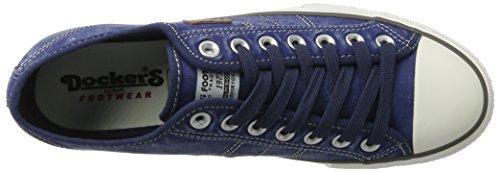 Dockers by Gerli Herren 30pr031-790660 Low-Top Blau (Navy 660)