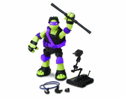 Turtles Teenage Mutant Ninja Turtles Action Figur Stealth Tech (Zeichen Die Ninja Turtles Alle)