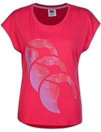 Canterbury Ccc Graphic T-Shirt Femme