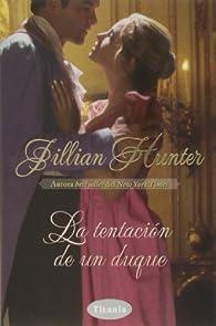 La tentación de un duque par Jillian Hunter
