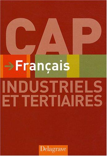 Celine Cap (Français CAP Industriels et tertiaires : Livre de l'élève)