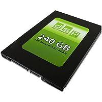 DSP 240GB SSD (SATA3, 256MB Cache, 3D Flash, bis 560MB/s Transferrate)