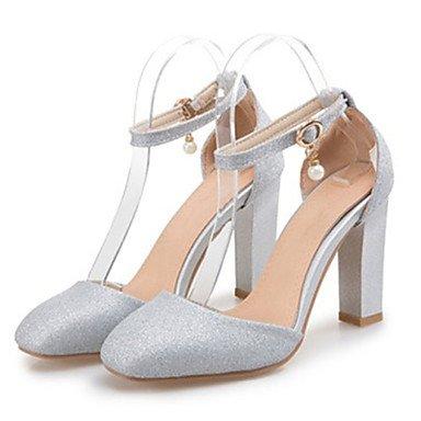 Zormey Frauen Heels Fr¨¹hling Sommer Herbst Club Schuhe D'Orsay & Amp Zweiteilige Glitter Kundenspezifischen Materialien Hochzeit Party & Amp Abendkleid Ferse US9.5-10 / EU41 / UK7.5-8 / CN42