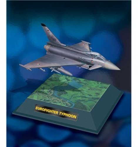 REVELL Kit Aereo Magicflight EUROFIGHTER TYPHOON 09102