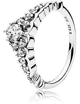 Pandora Damen-Ringe zirkonia Ringgröße 58 (18.5) - 196226CZ-58