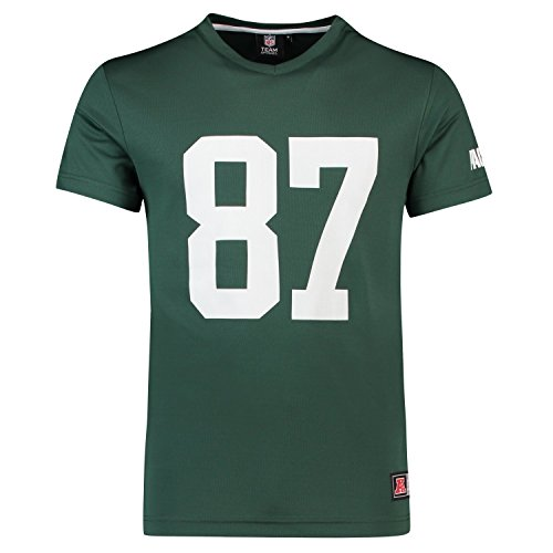 Majestic NFL Jersey Shirt - Green Bay Packers #87 Nelson 3XL -