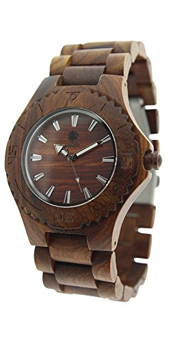 calgary-montres-montre-en-bois-de-santal-rouge-cadran-et-bracelet-en-bois-de-santal-rouge