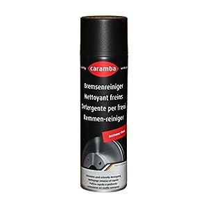 CARAMBA 82 2 27 080 Intensiv-bremsenreiniger, Schwarz, 500 ml