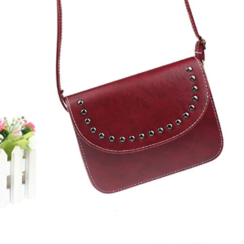 Transer, Borsa a spalla donna Black.White.Blue.Green.Pink Red