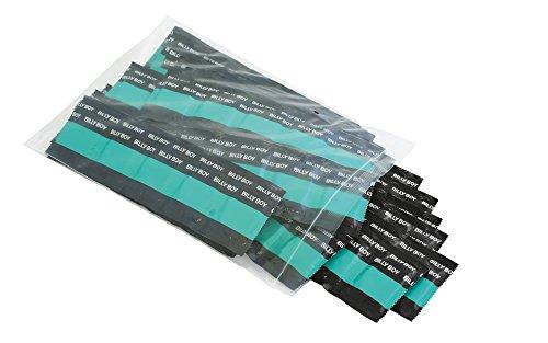 Billy Boy Extra Groß Kondome – extra lang (195mm) & breit (bis zu 62mm), XXL Kondome, transparent, 100-Stück