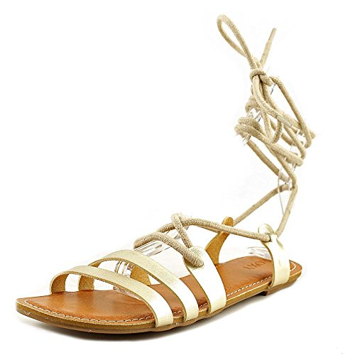Roxy Sphinx Synthétique Sandales Gladiateur gold