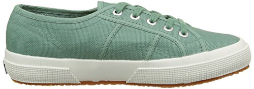 Superga 2750-Cotu Classic, Sneakers Basses Unisexe adulte Vert (Wf1 Green Malachite)