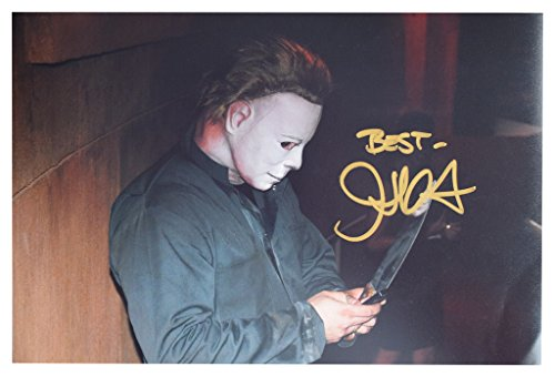 Sportagraphs John Carpenter SIGNED 12x8 Photo Autograph Halloween Film Memorabilia AFTAL COA