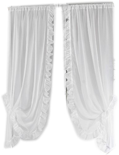 Linder, tenda in lino, 2 pz, 95 x 210 cm