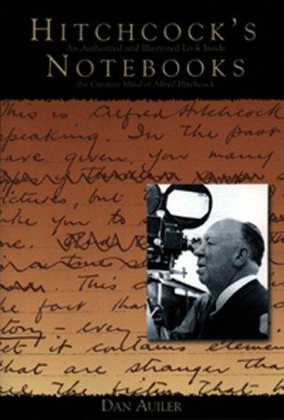 Hitchcock's Notebooks por Dan Auiler
