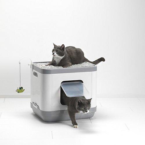Clean'n'Tidy Katzenklo und Spielstation