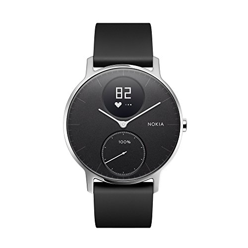 Nokia Steel HR Hybrid Smartwatch Activity Fitness And Heart Rate Tracker