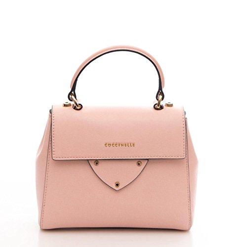 Coccinelle Borsa Donna Mini Bag Pelle Rosa