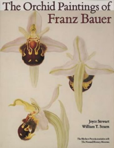 The Orchid Paintings of Franz Bauer (Art Reference)