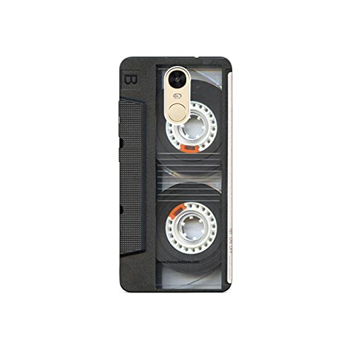 Real Tape Xiaomi Redmi Note4 Mobile Case by The Souled Store