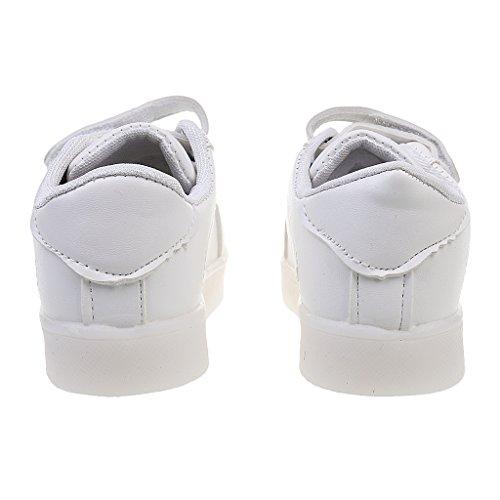 Lazer Brancos As Gazechimp De Couro Sapatilhas Piscando Calça Cor De De Mudança Crianças Sapatos E Sapatilha Brilhantes Esporte UOtpxU