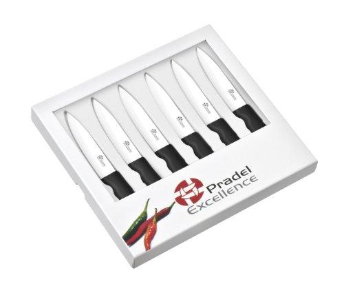 Pradel Excellence - ST006 - Coffret 6 Couteaux à...