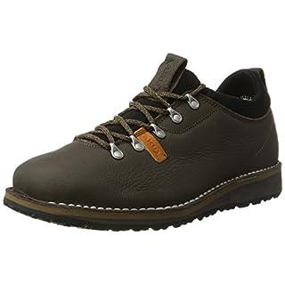 AKU Unisex Adults' Badia Plus Low Rise Hiking Boots, (Dark Brown 095), 9.5 UK